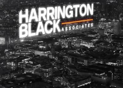 Design for London Based Harrington Black Associates