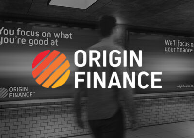 Origin Finance Design Project Northampton