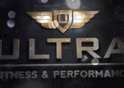Logo Design London Fitness Company
