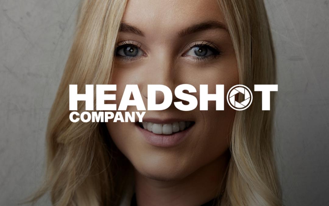 Thrapston Logo & Web Design | Headshot Company | Nerve Design