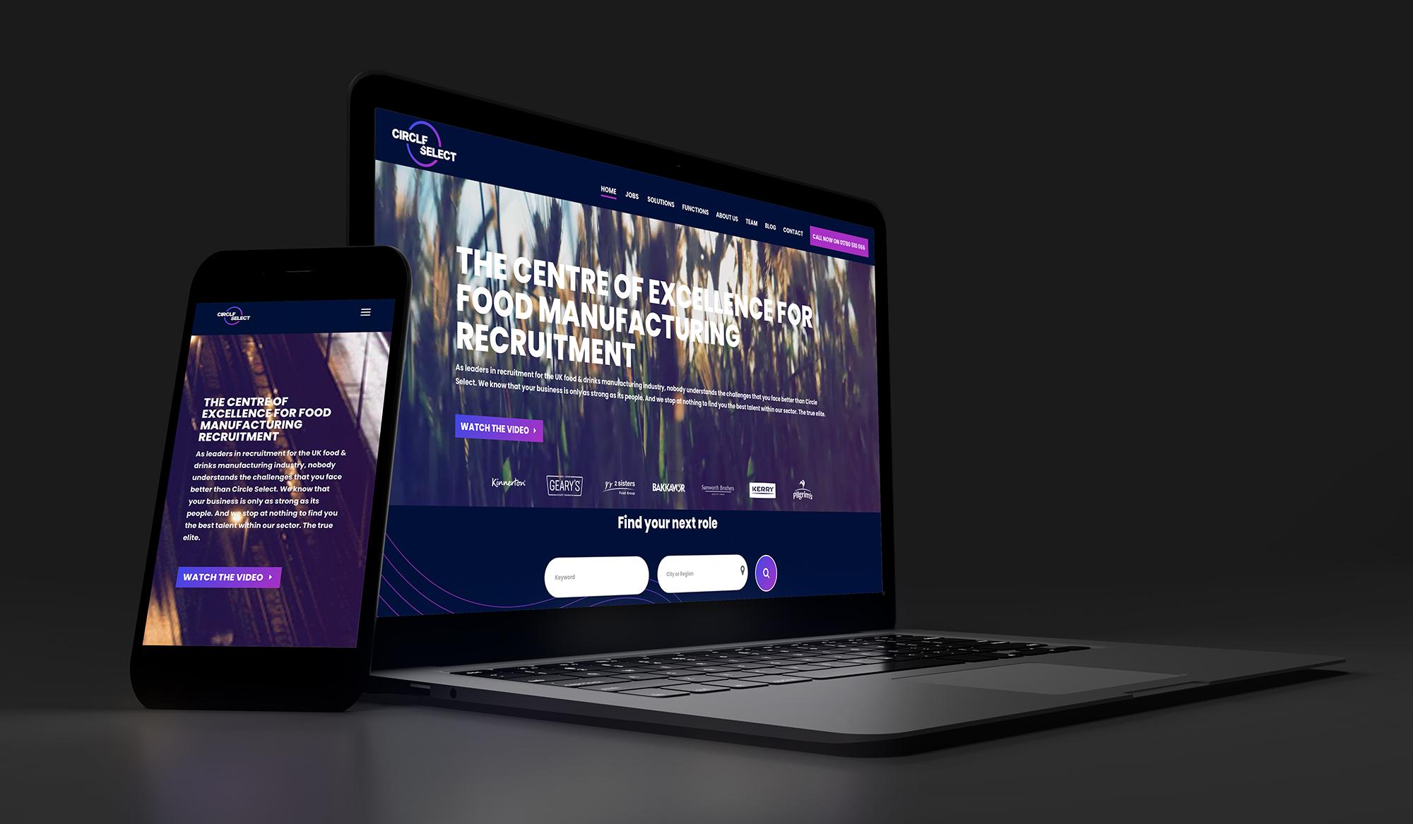 Web Design | Nerve Design Website Design
