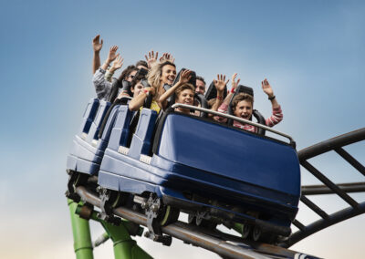 wicksteed park   photography   Nerve