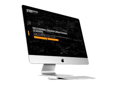 London recruitment agency website design